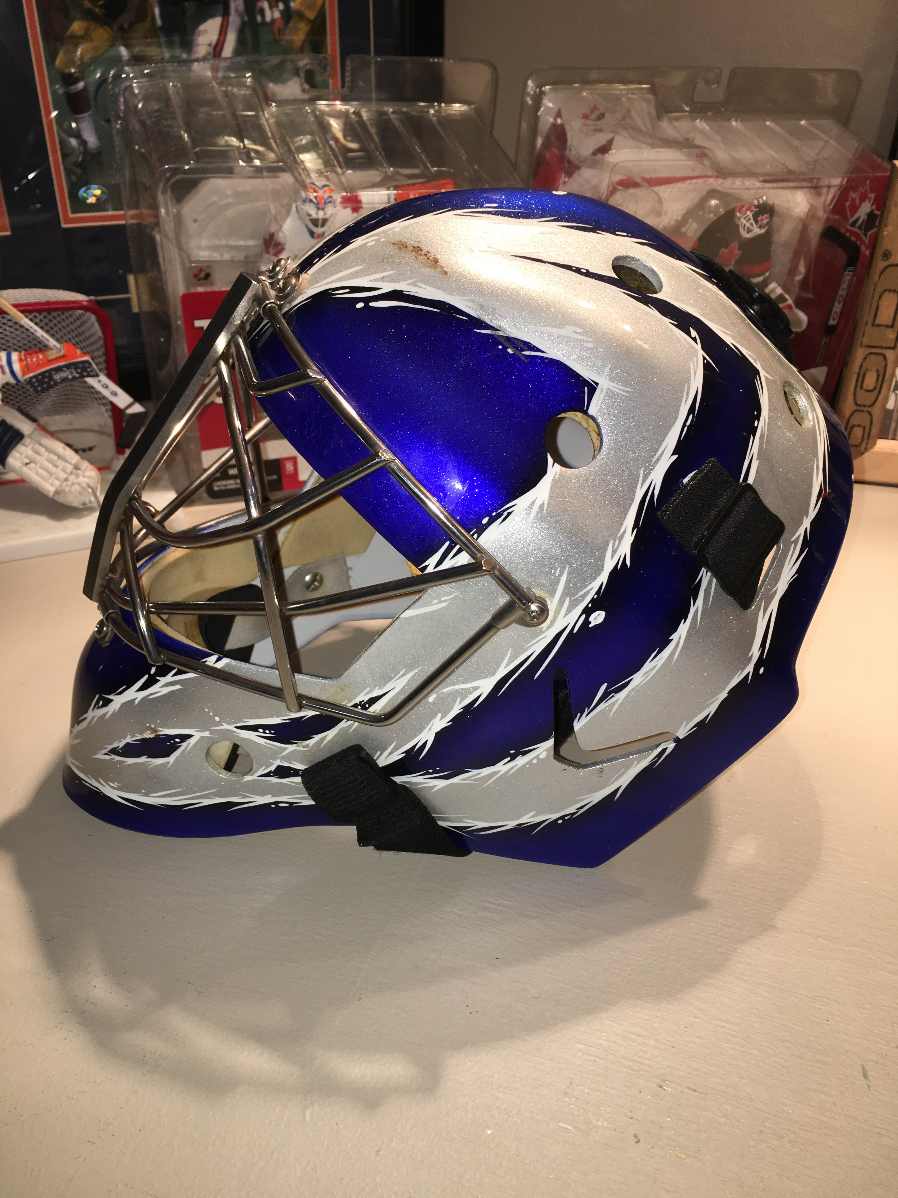 Pro's Choice Thread - Masks + Cages + Neck Guards - THE GOAL[ie] NET