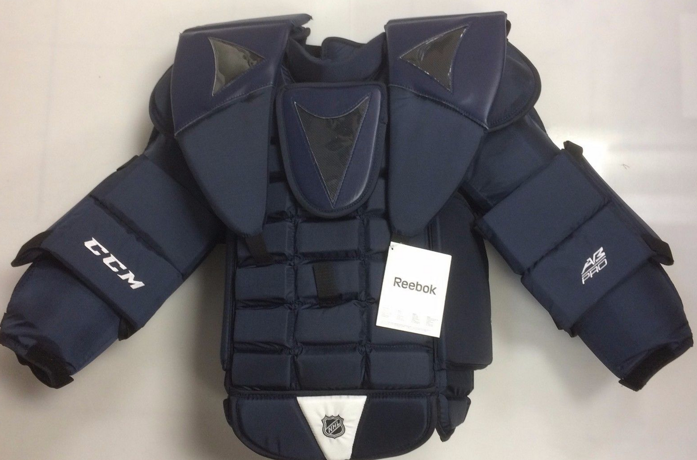 6a6a42b2932 NHL Pro Chest Protector Database - Page 3 - Chest Protectors - C As ...