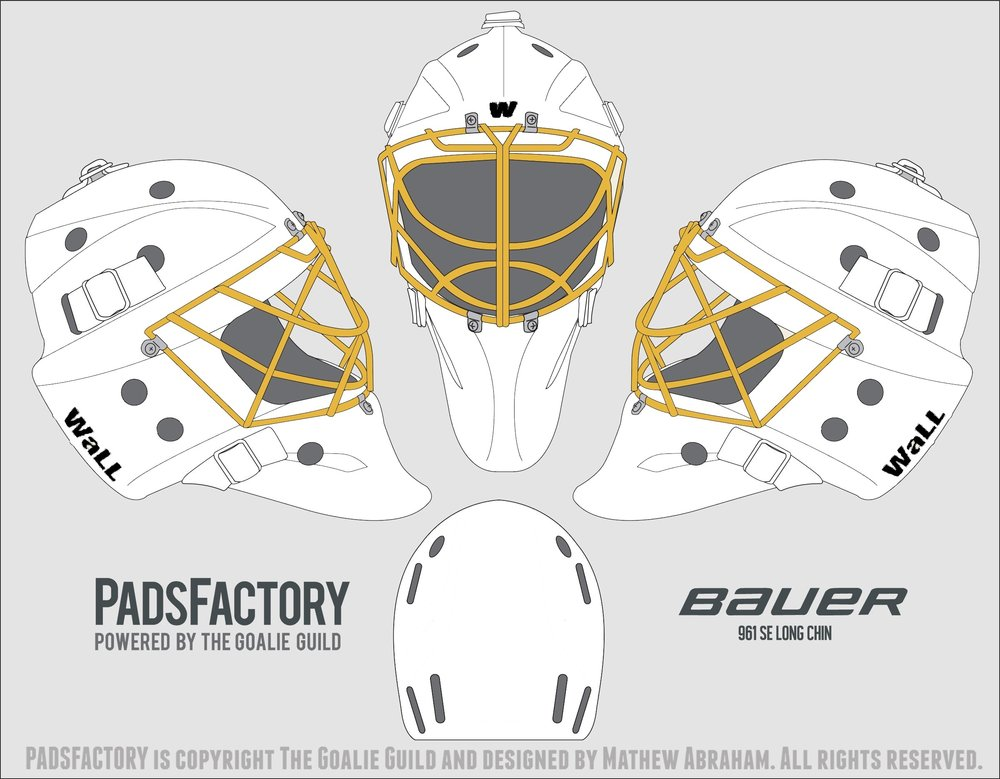 Need help mask painting options mods the goalie network white goldumbgb5b5d767a82e5bc31cd15b975e0961a4g maxwellsz