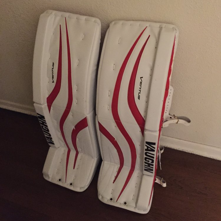 Before - Photo of actual pads