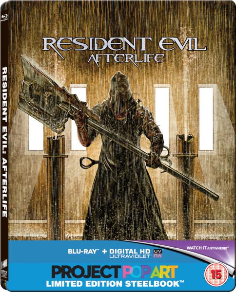 resident evil afterlife monster