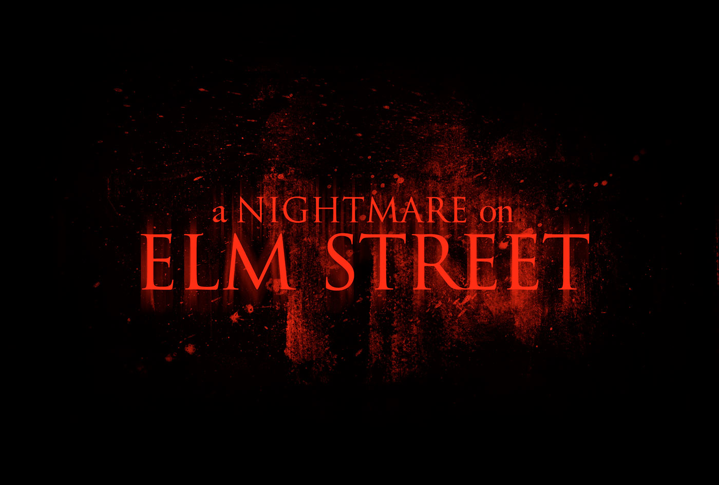 'A Nightmare on Elm Street' Fanclub