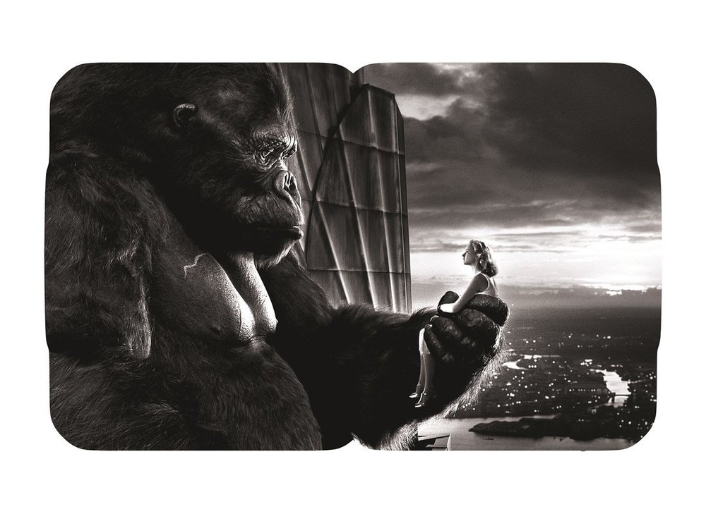 King Kong - Blu-ray Steelbook - Media Psychos Release Topic