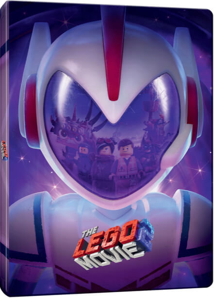 The Lego Movie 2 - 3D/2D Blu-ray Steelbook - Zavvi Exclusive - Media Psychos Release Topic