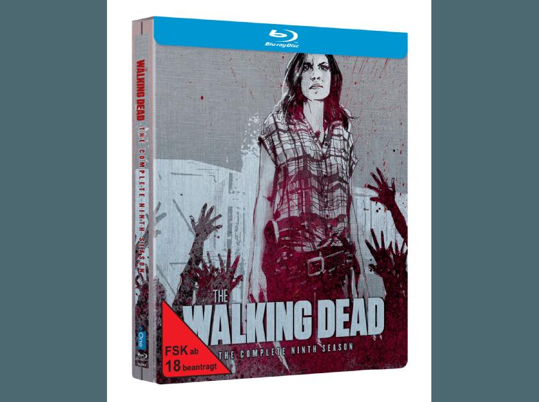 Media Markt The Walking Dead Season 9 Blu Ray Steelbook