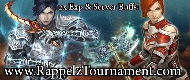 2x Exp & Server Buffs!