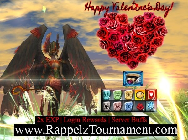 Happy Valentine's Day! [Hunt Event]