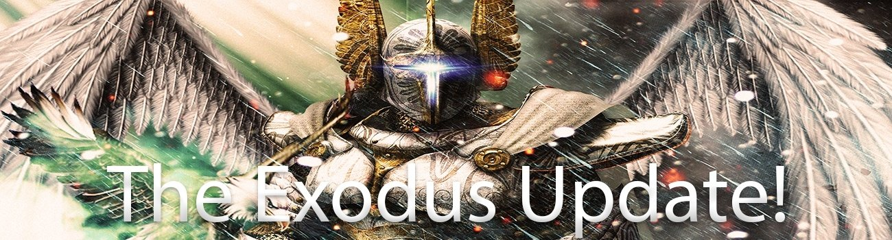 The Exodus Update! Full Patch Notes
