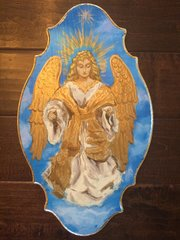 Archangel Phanuel. Angel of hope & repentance.
