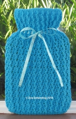 ribbed Hot water bottle Bernat Cotton 2 Cr