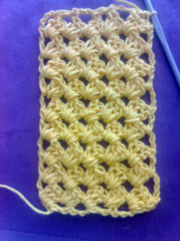 Corner Startdiagonal Granny Square Free Pattern Links Crochetville