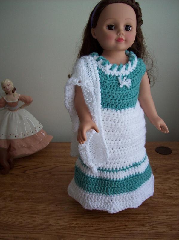 Arabella 18 Doll Image Intense Free Original Patterns