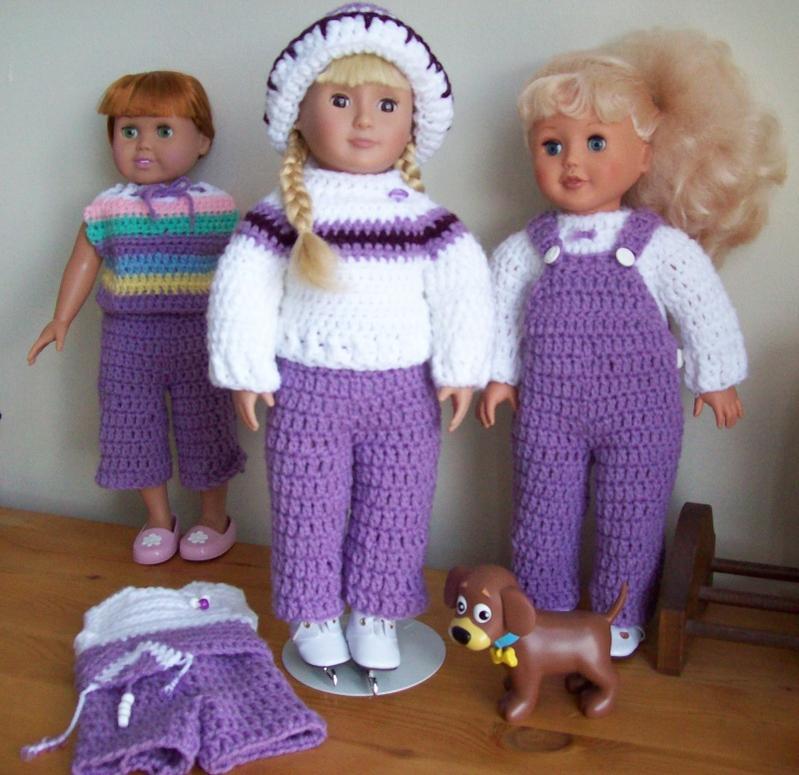 Seasoned Just Right 18 Doll Ensemble Pdf Added Free Original