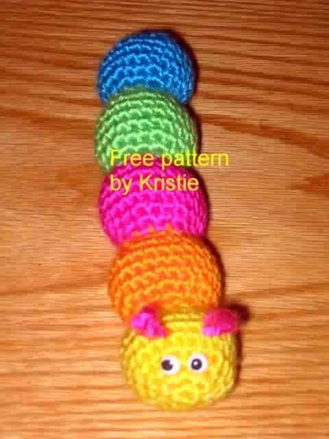 Caterpiller Pattern Free Original Patterns Crochetville