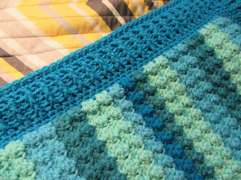 Premier Sweet Rolls Blanket Stitch Afghans Crochetville