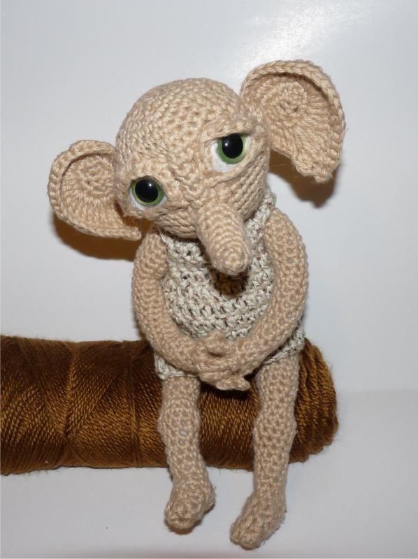 My New Pattern Dobby From Harry Potter Patterns For Sale Links