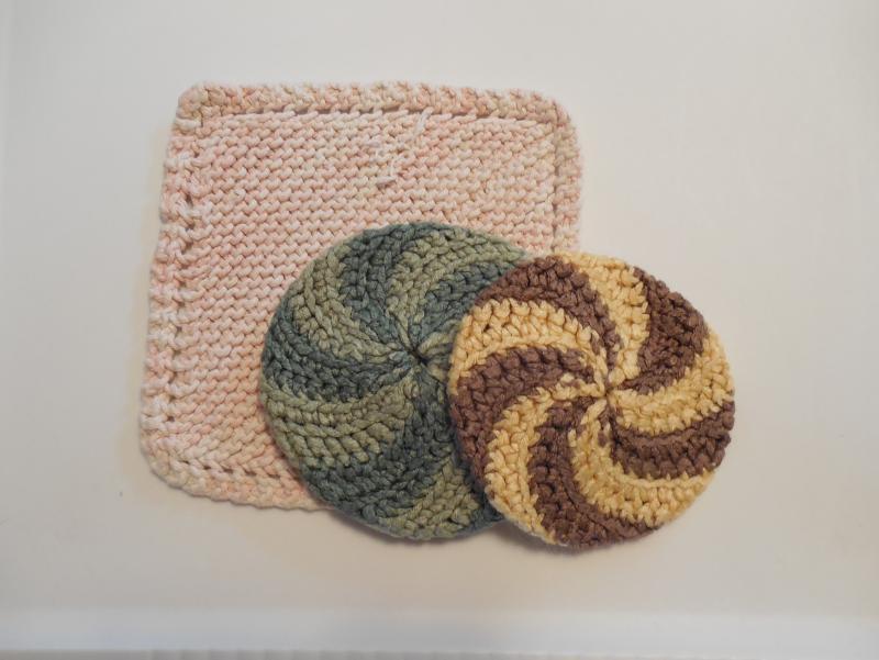 Type of yarn for dishcloths - Crochet Help - Crochetville