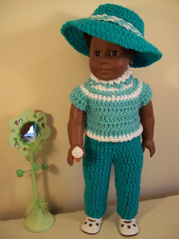 Birthstone 18 Doll Free Original Patterns Crochetville