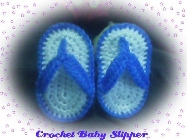 Crochet Baby Slipper Pattern Free Original Patterns Crochetville