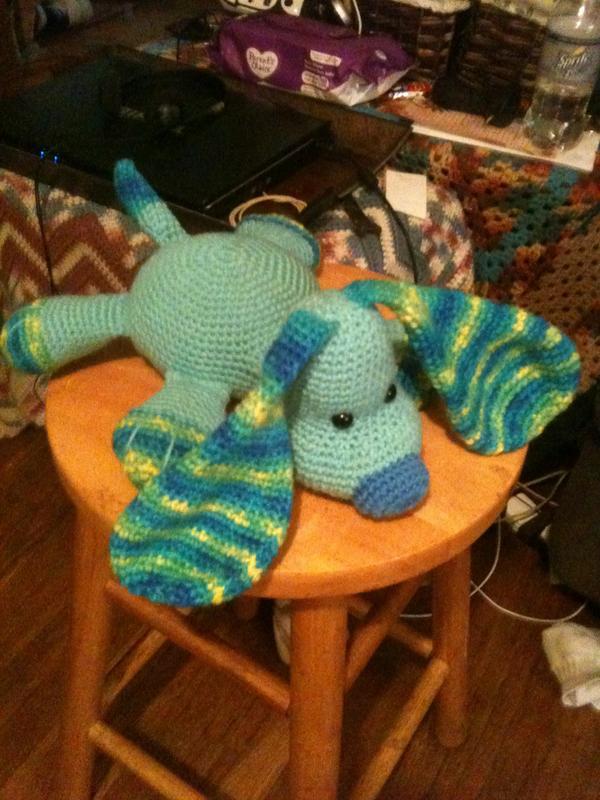 Puppy Pillow Pal Childrens Items Crochetville