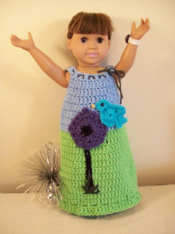 Garden Life 18 Doll Nighty Free Original Patterns Crochetville