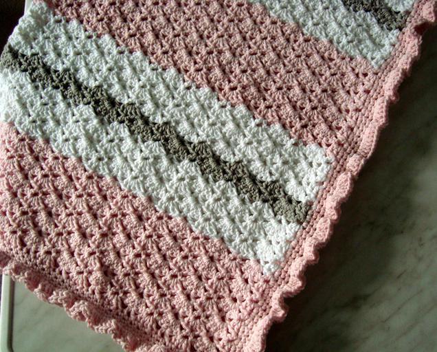 Ruffled Snapdragon Baby Blanket Baby Toddler Items Crochetville