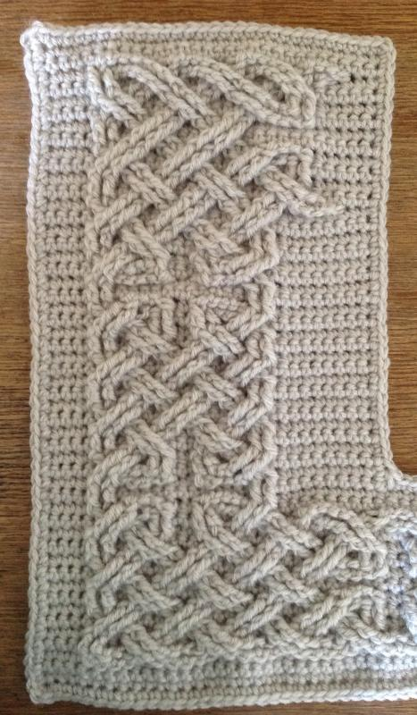 More from the Book of Kells - Celtic Knot Cables! - Free Original ...