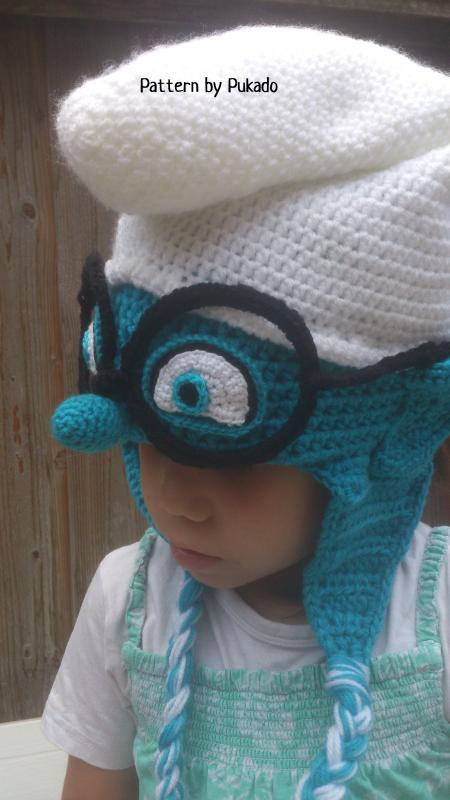 Smurf Hat - Accessories - Crochetville
