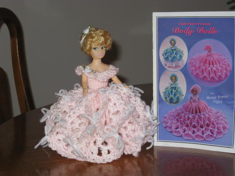 Milk Disk Doily Doll Pattern Seeking Patterns Crochetville
