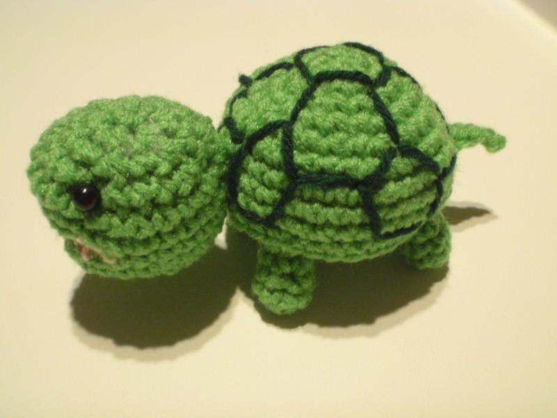 Turtle Pin Cushion Free Original Patterns Crochetville