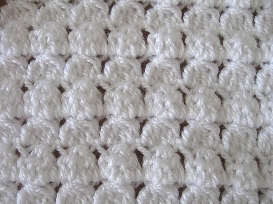 Cluster Stitch Scarf Free Crochet Pattern Free Pattern Links