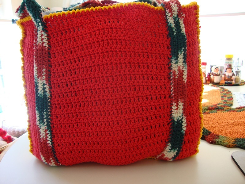 sp B 141 Crochetville CXXXXI December Last Bag Lady 2017..JPG