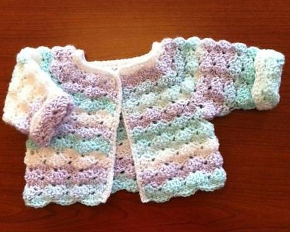 Cute For Baby Clothes Pattern Crochet Free Pattern Links