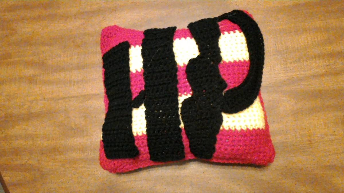 Harry Potter Pillow Free Original Patterns Crochetville
