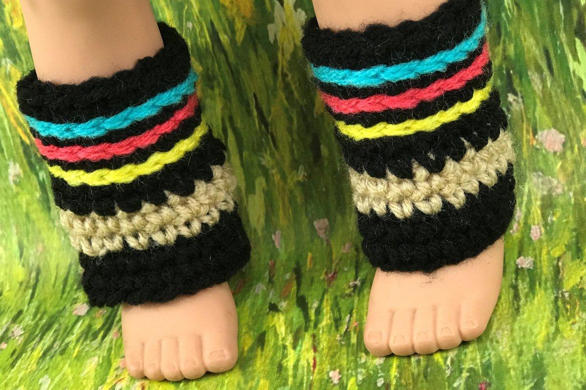18 Doll Native American Leggings Free Pattern Links Crochetville