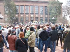 Hash Bash 2011 from Outside