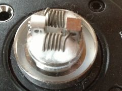 Aromamizer clapton coil build 20160418 017