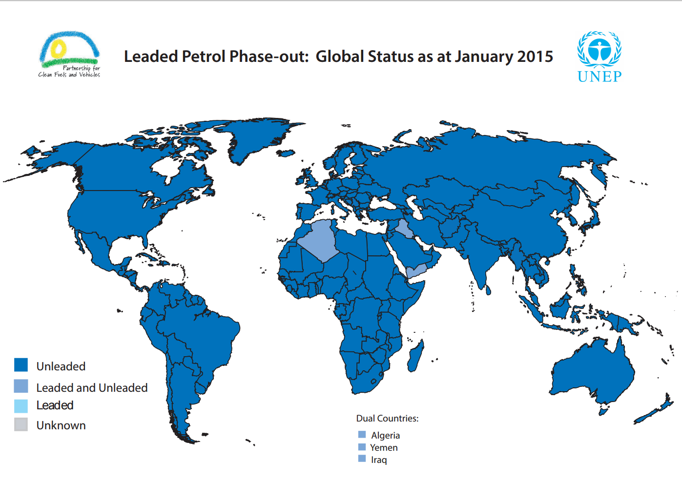 Leaded Gas 2015