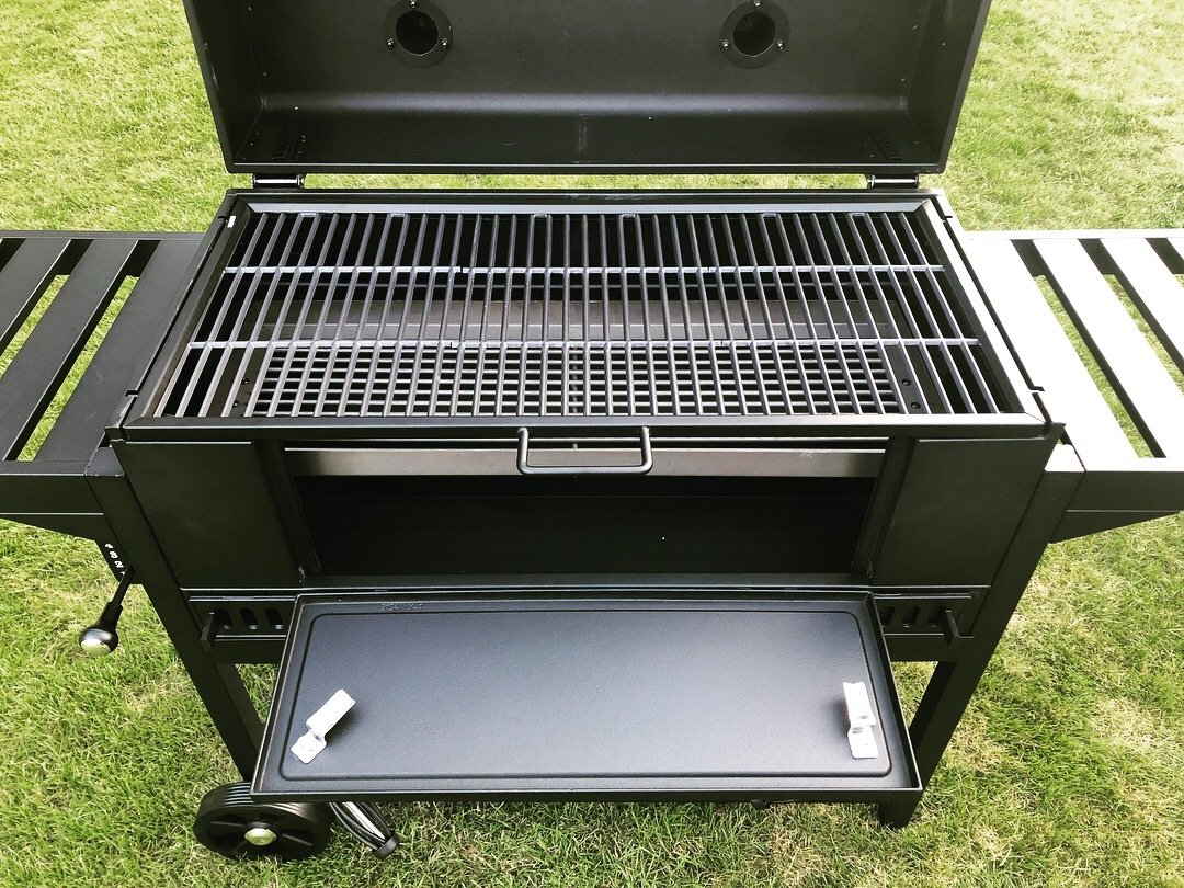 """Costco Smoke Hollow 36"""" grill - General Discussion - WoodSmoke Forum"""