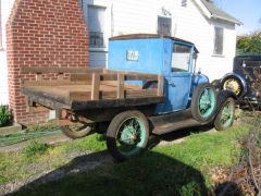 1928 Model A Ford Pickup/stake Bed Conversion