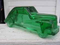Green Toy Cars Of Mine