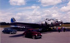 B-17 and Friends