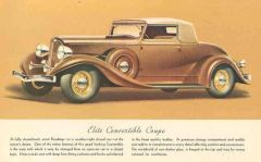 1933 Reo Flying Cloud
