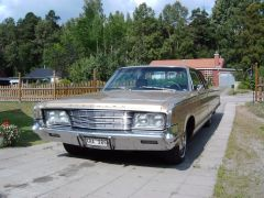 Chrysler New Yorker 1965