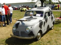 "1946 Crosley ""cow Car"""
