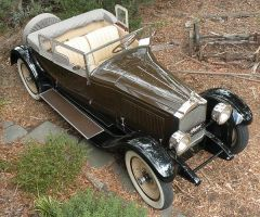 1923 Packard 126 Coupe (convertible)