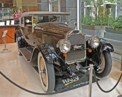 Heritage Car of the Month
