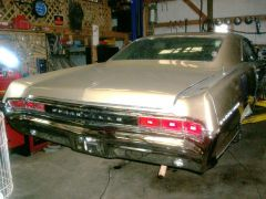another shot of the 65 bonny