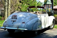 1940 Lincoln-Zephyr  Convertible Coupe 06h-76
