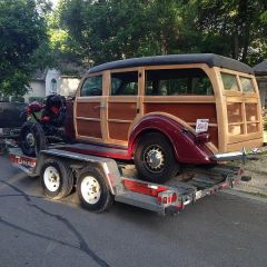1936 dodge woodie